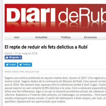 abogados diari de rubi