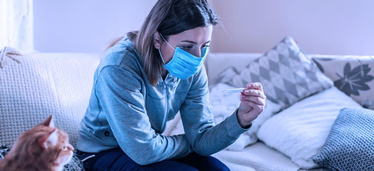 Las bajas médicas por los rebrotes de coronavirus